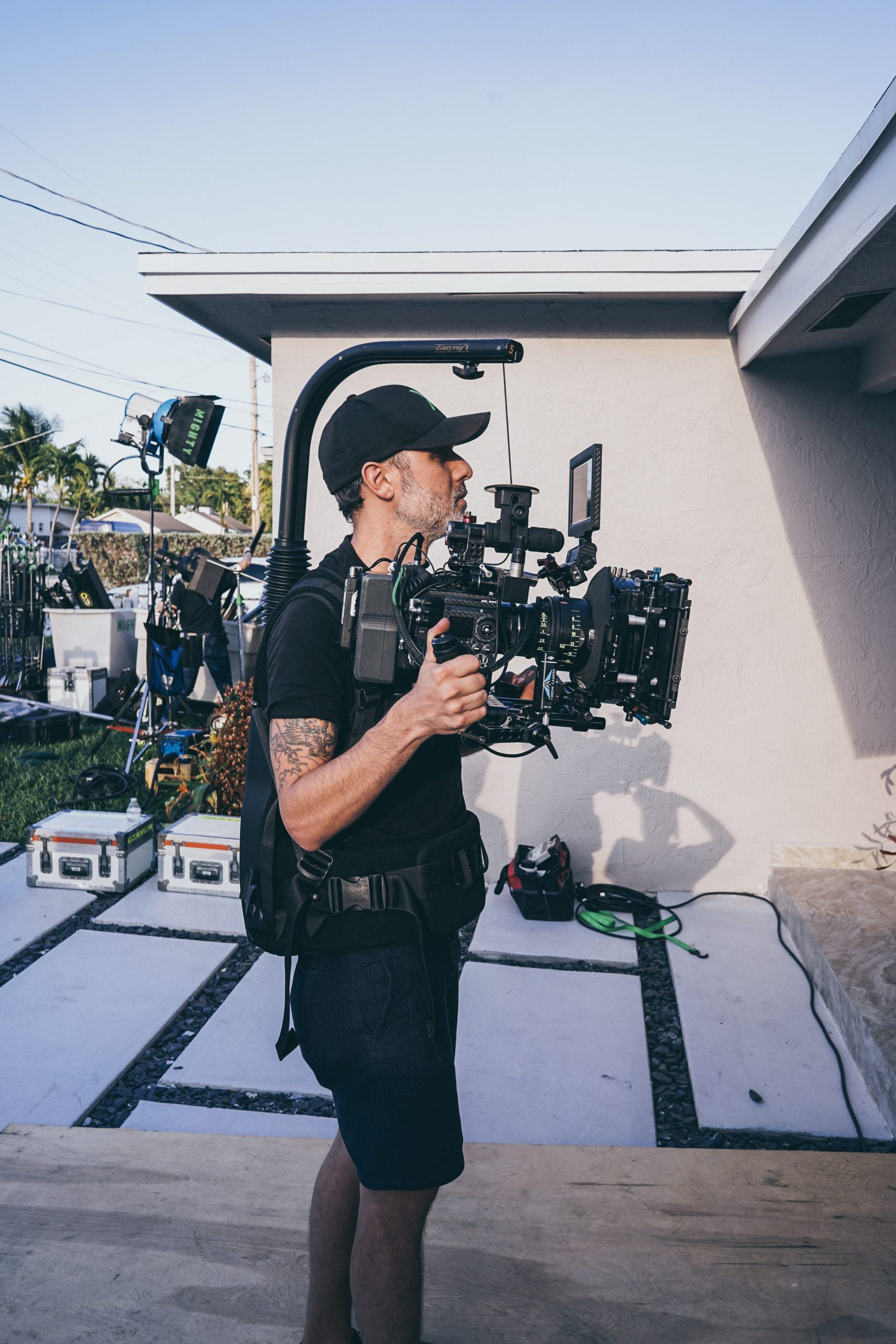 Ricardo Manavello - Brady - New Morning Routine - Artex Productions - Miami's Best Commercial Video Production Company